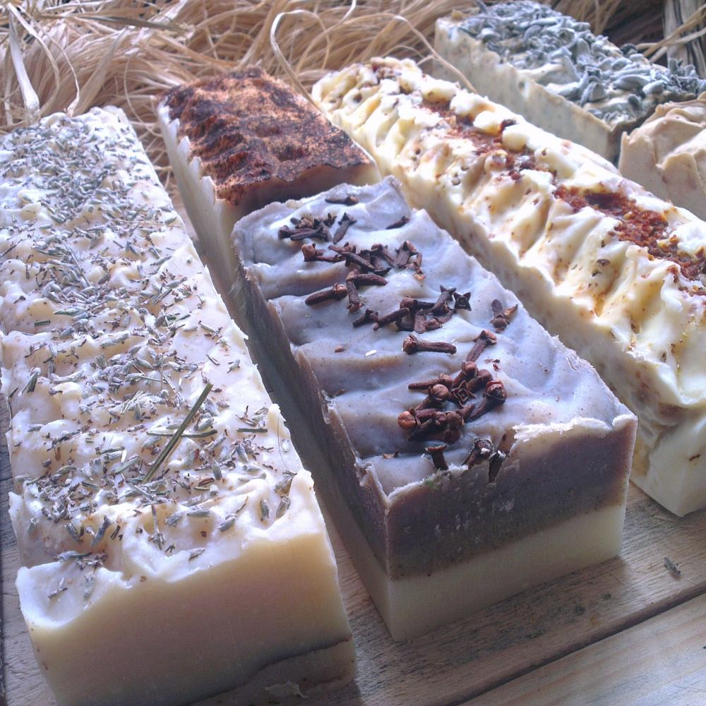 how to cut homemade soap into bars